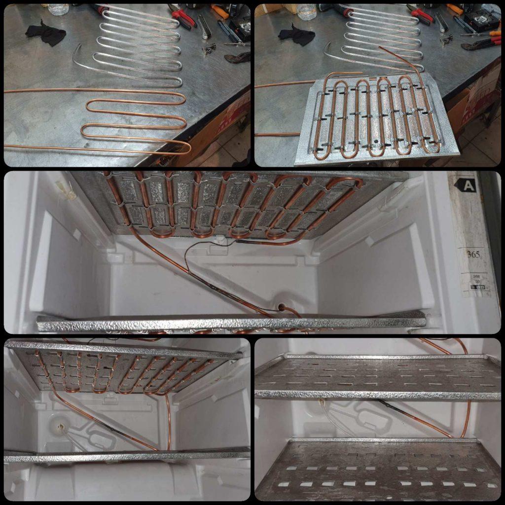Ремонт на хладилници и фризери